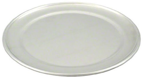 Pizza Personal Pan - American Metalcraft TP8 Wide Rim Pizza Pan, Aluminum, 8-Inches