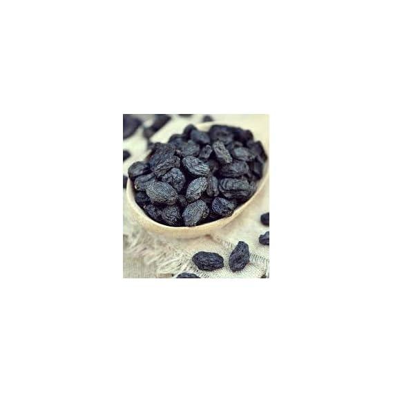 Dry Fruit Wala Jumbo Black Seedless Raisins, 1 kg