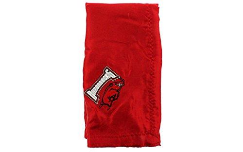 - ARKBB - Arkansas Razorbacks Baby - Blanket - Officially Licensed - Happy Feet & Comfy Feet
