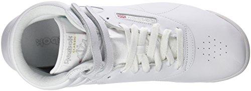 Hi F white s Altas Blanco silver Reebok intense 0 Para Zapatillas Mujer q4EwxqTBd