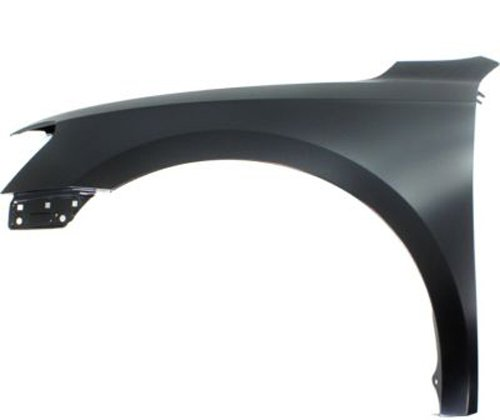 Crash Parts Plus Front Driver Side Primed Fender Replacement for 2012-2015 Volkswagen Passat