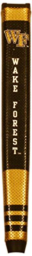 (Team Golf NCAA Wake Forest Demon Deacons Golf Putter Grip with Removable Gel Top Ball Marker, Durable Wide Grip & Easy to)
