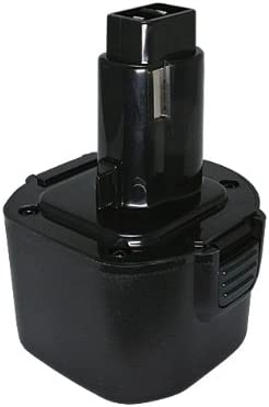 Ni-MH Batterie type BLACK DECKER A9251 2100mAh 9.6V