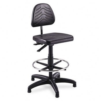 Attrayant Safeco TaskMaster Deluxe WorkBench Chair, Black, EA   SAF5113