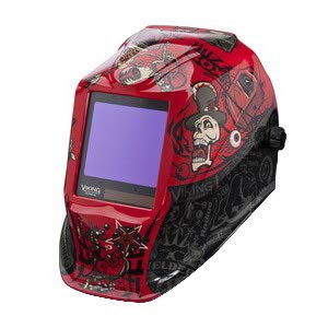 Lincoln Electric VIKING 3350 Mojo Welding Helmet with 4C Lens Technology - K3101-3 by Lincoln Electric