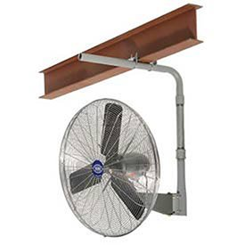 Deluxe I-Beam Mount Fan, 30