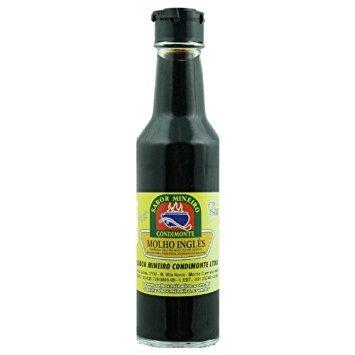 Sabor Mineiro Molho Ingles | Worcestershire sauce 5.07oz 150ml (5 Pack)