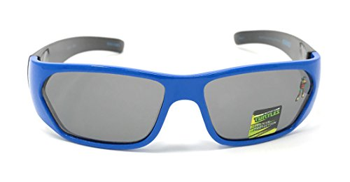 Nickelodeon Teenage Mutant Ninja Turtles Kid's Sunglasses in Blue - 100% UV Protection