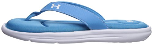 Under Vi 303 Marbella Sneaker white Blue Canoe Women's Thong Armour rqAt8r