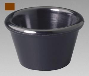 (Gessner Products IW-0365-BR 3 oz. Smooth-Sided Ramekin- Case of 12)