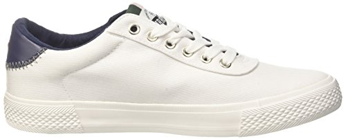 Sneaker Cvs Uomo Carrera Flag Bianco S8wAATvqx