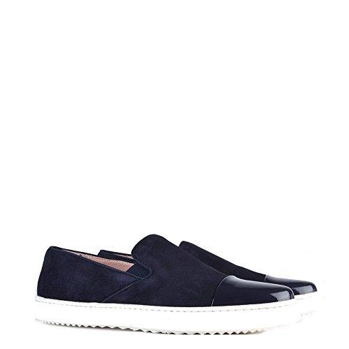 Wow Sneaker Donna B Elia Navy xXqxF4O0