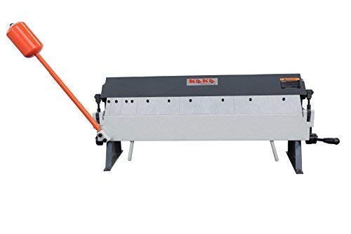 KAKA Industrial W-3616Z 36-Inch Sheet Metal Box and Pan Brake
