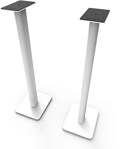 "Kanto SP32PLW 32"" Speaker Floor Stands 