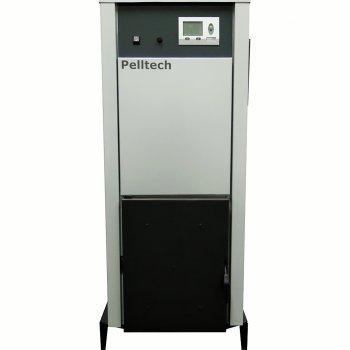 Pell Tech RSP20 pellet estufa con quemador trasero, pellet calefacción, fabricado en Alemania