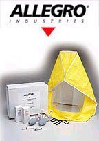 (Allegro 2041 Complete Bitrex Fit Test Kit by Allegro Safety)