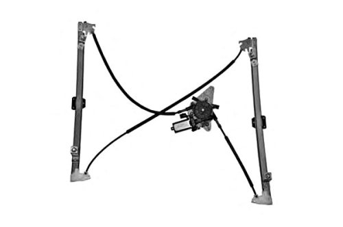 1995-2000 CHRYSLER VOYAGER Power Window Regulator Lifter With Motor FRONT LEFT