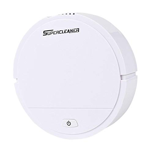 Samifa Robot Vacuum Cleaner Sweeping and Mopping Robotic Vacuum Cleaning Dust and Pet Hair, Strong Suction Route Planning on Hard Floor, Carpet