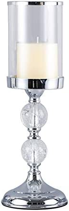 Kamay Clear/K9/Crystal/Glass/Pillar/Candle/Holder Taper/Candle/Stand/Candlesticks