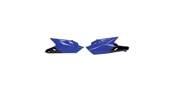Polisport Side Panels YZ Blue//Black for Yamaha WR450F 2016-2018