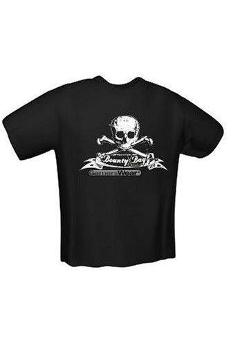 T-Shirt BOUNTY BAY black Gr.XXL