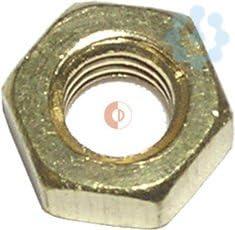 m 5 25 piezas Dresselhaus 0//3130//000//5,0// // //53 Hexagonal lat/ón tuercas