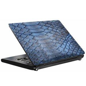 Skin/Skin YOUNiiK para ordenador portátil Netbook Asus Eee PC 1000HGo - Azul de piel de serpiente: Amazon.es: Informática