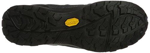 VAUDE Women's Tvl Active Stx, Zapatos de Low Rise Senderismo para Mujer Gris (Iron)