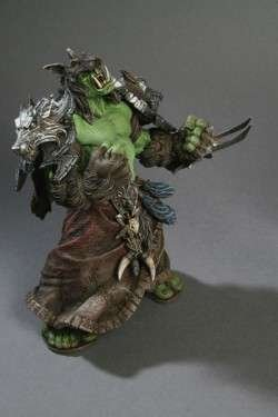World of Warcraft: Orc Shaman Rehgar Earthfury Action Figure