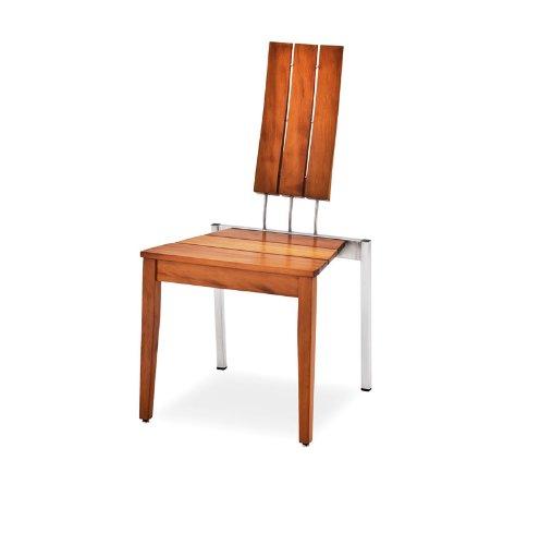 Garvida Stuhl ohne Armlehne Kauri Arzia