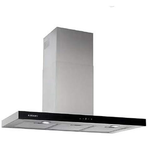 Campana Extractora Jocel JCEID90-007568 90cm Inox: Amazon.es: Grandes electrodomésticos