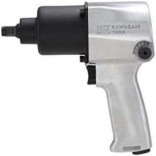 """[スポンサー プロダクト]KAWASAKI エアツール 1/2""""(12.7mm)角 エアインパクトレンチ [KPT-6231]"""