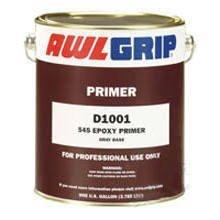 Awlgrip 545 Epoxy Primer Quart 98 D1001Q