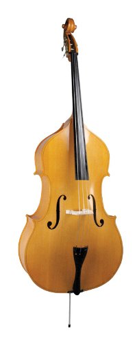 Palatino VB-012-3/4-NA Violin-Corner Bass, 3/4 Size Natural by Palatino