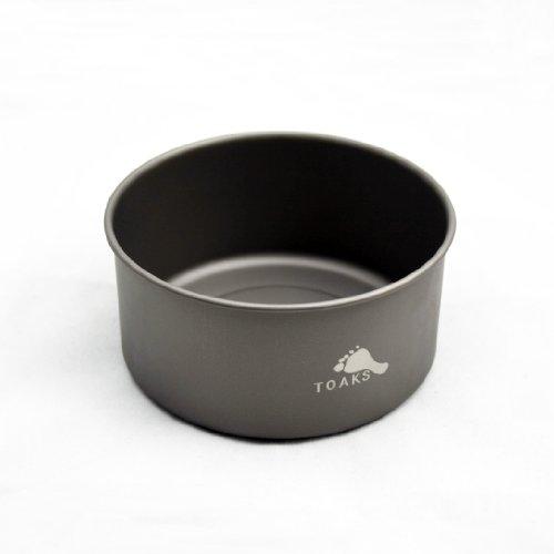 TOAKS Titanium D100mm Bowl ()