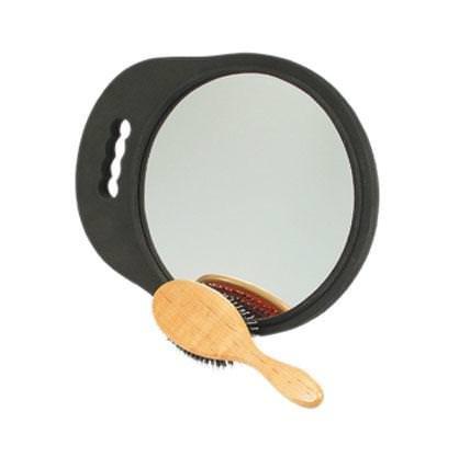 miroir moussy diam 25cm gummi protection MEZZO