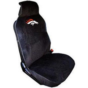 NFL Denver Broncos Seat Cover, One Size, - In Mall Denver Co