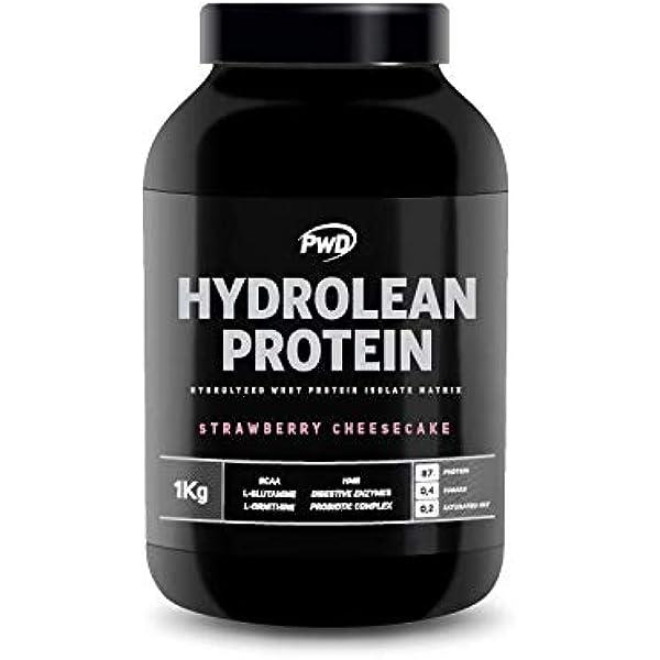 Hydrolean Protein 1Kg. (Strawberry Cheesecake): Amazon.es ...