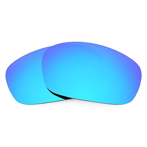 Revant Polarized Replacement Lenses for Oakley Jawbone Elite Ice Blue - Polarized Lenses Define