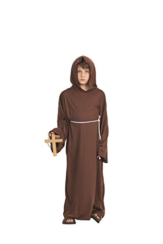 Monk Child Robe Costume -