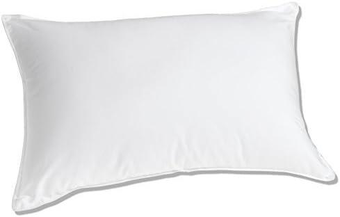 Luxuredown White Goose Down Pillow