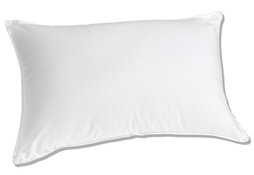 Luxuredown White Goose Down Pillow - Premium and Luxurious Feel