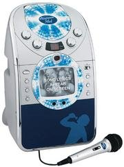 cdg-ai150-american-idol-portable-karaoke-system-with-55-black-and-white-monitor