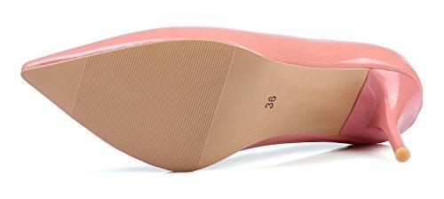 Femme Escarpins Pink KingRover Pour 8cm Eagx00fqw