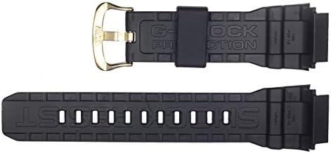 Casio Bracelet de montre pour G-9300GB G9300 G 9300GB 9300 Go/9300 Doré