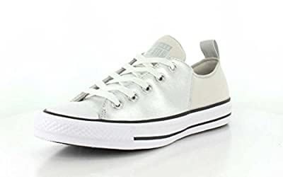 Converse Chuck Taylor All Star Shoreline Mouse/Black/White Lace-Up Sneaker - 9 B(M) US
