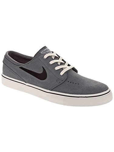 Nike Zoom Stefan Janoski 333824 Herren Skateboardschuhe Cool Grey/Black-Sommet White-Team Red