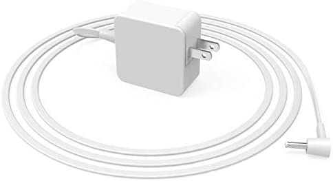 16.5V 2A Home Wall Charger Supply Cord Fit for Google Home Hub Smart Speaker Voice Activated Device Model W16-033N1A Power Adapter