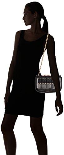 Versace Jeans Ee1vpbb21_e75598, Borsa a Mano Donna, Nero, 5x15x23 cm (W x H x L)