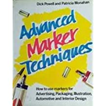 Marker Rendering Techniques Powell Dick Monahan Patrick 9780356142791 Amazon Com Books